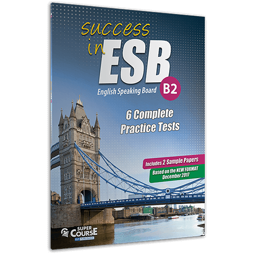Success in ESB B2 - 6 Complete Practice Tests