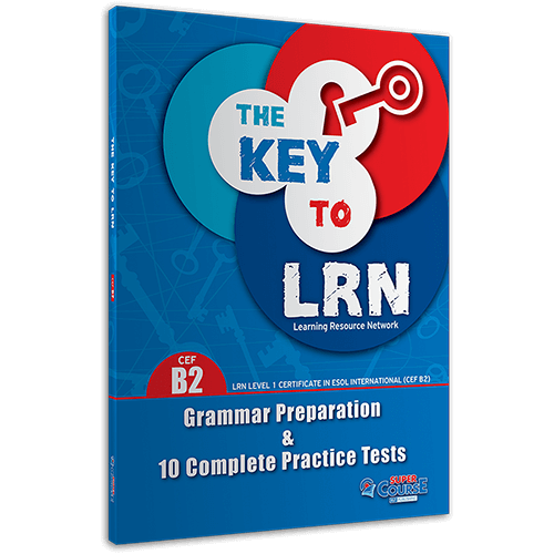 The Key to LRN B2